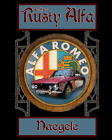 the Rusty Alfa, blogPub